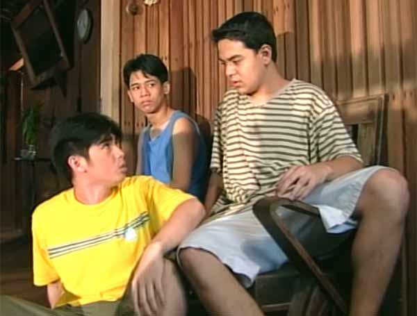 John Lloyd Cruz, Janus del Prado, Danilo Barrios in Kakabakaba