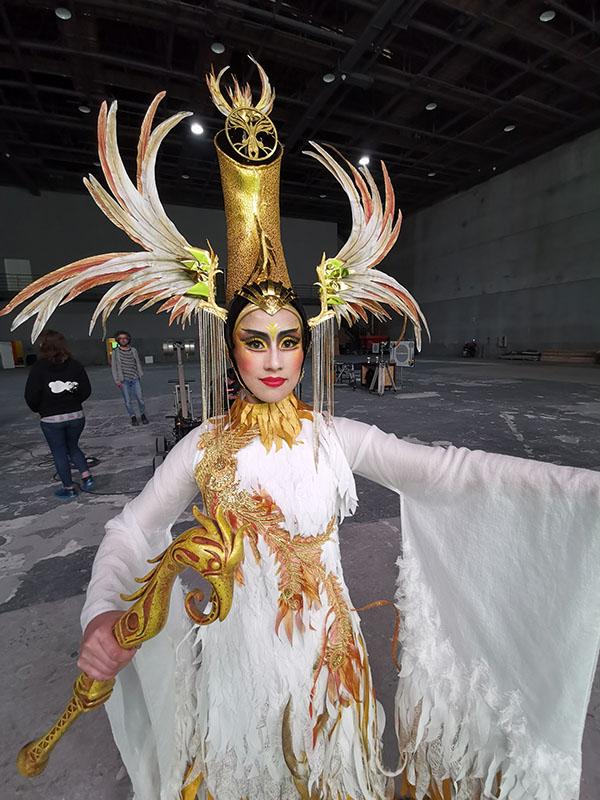 Maita Ponce, Cirque de Soleil