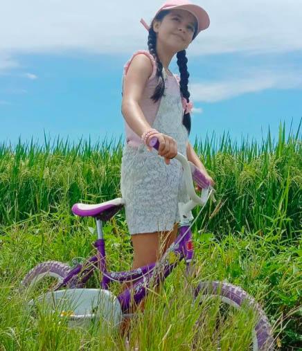 Xia Vigor biking