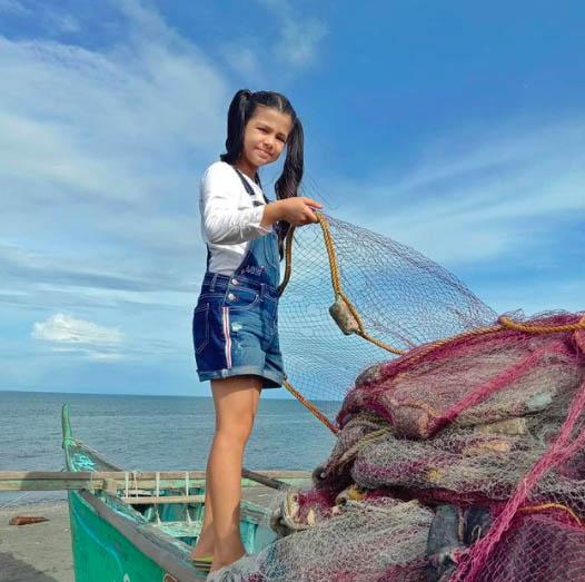Xia Vigor fishing