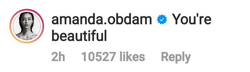 Miss Thailand Amanda Obdam admires Rabiya Mateo