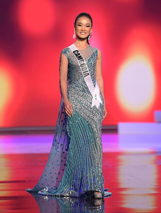 Miss Cambodia Sarita Reth