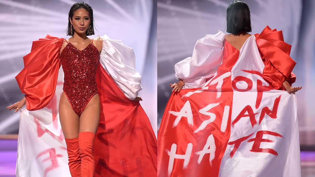 Bernadette Belle Ong, Miss Universe, Miss Universe 2020
