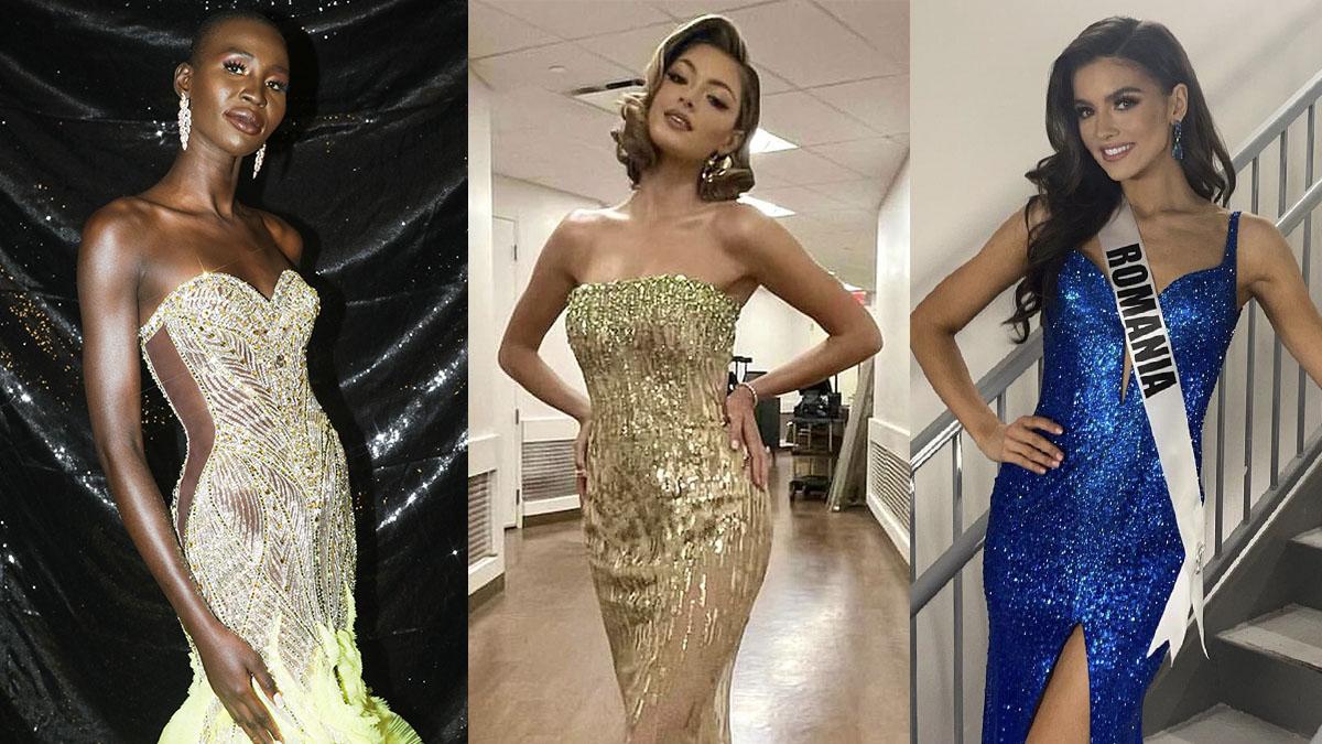 Michael Cinco, Miss Universe 2020