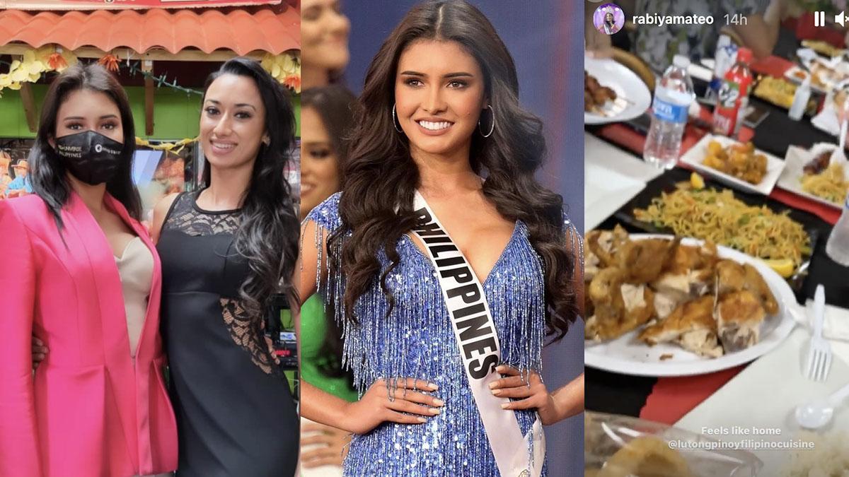 Rabiya Mateo, Miss Universe 2020