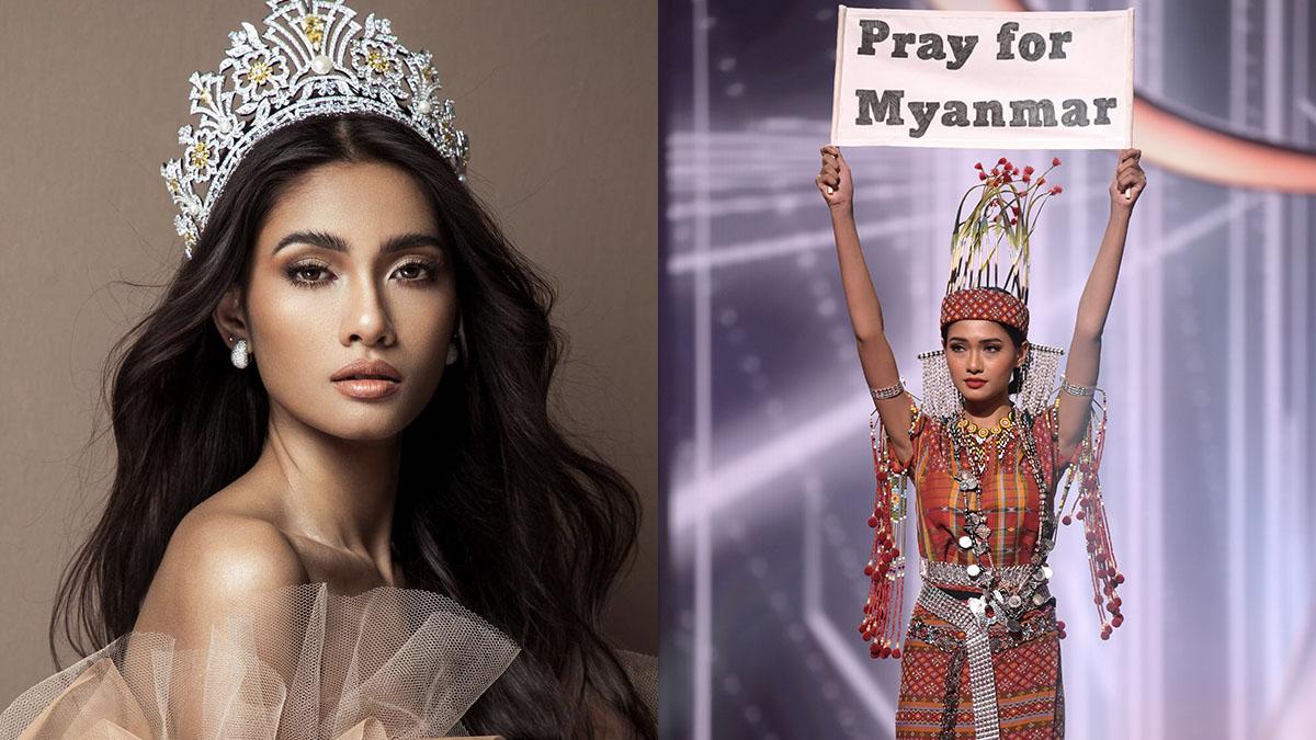 Candy Thuzar, Thuzar Wint Lwin, Miss Universe, Miss Universe Myanmar