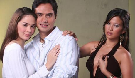 Kristine Hermosa, TJ Trinidad and Andrea del Rosario in Gulong ng Palad