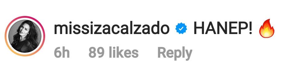 IG Comment: Iza Calzado reacts to Ellen Adarna mombod photo