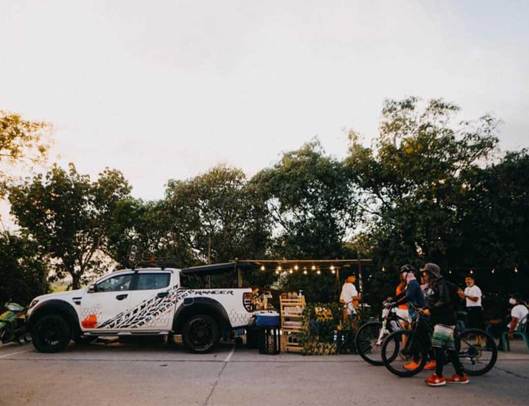 Lost Ranger mobile cafe