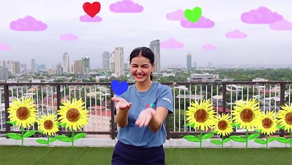 ABS-CBN Summer Station ID 2021: Janine Gutierrez