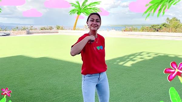 Jodi Sta. Maria in ABS-CBN Summer Station ID 2021