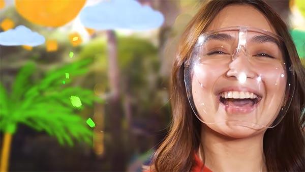 LizQuen in ABS-CBN Summer Station ID 2021