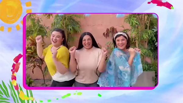 ABS-CBN Summer Station ID 2021: Marry Me, Marry You stars
