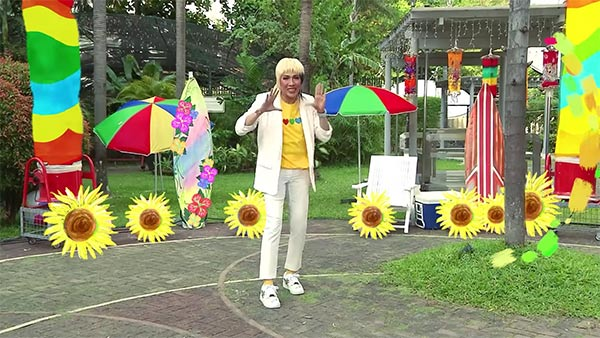 Vice Ganda in ABS-CBN Summer Station ID 2021