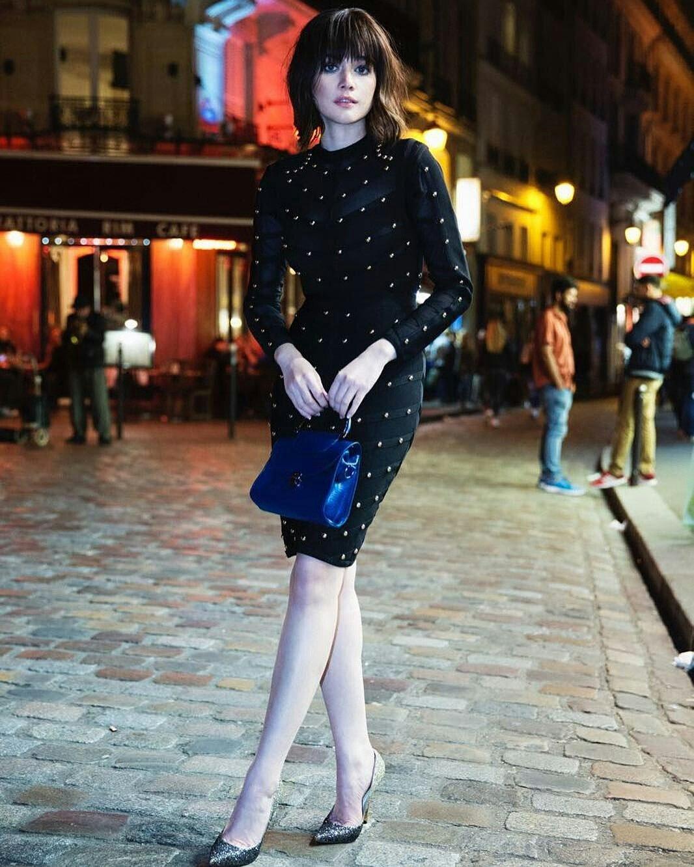Bea Alonzo in Paris