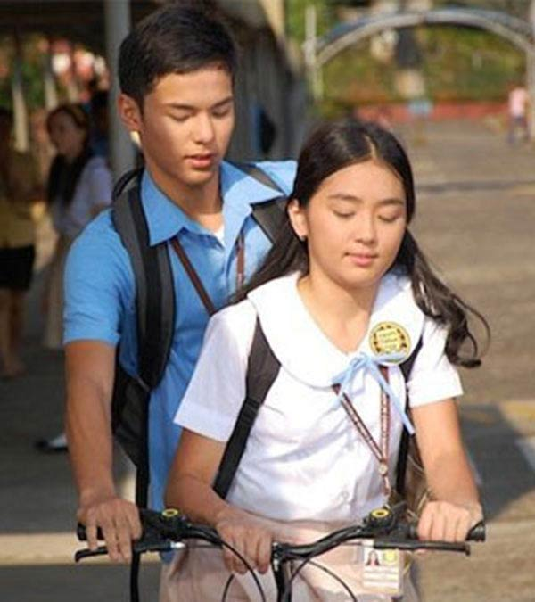 Young Kathryn Bernardo and Kristoffer Martin in GMA-7 adaptation of Endless Love