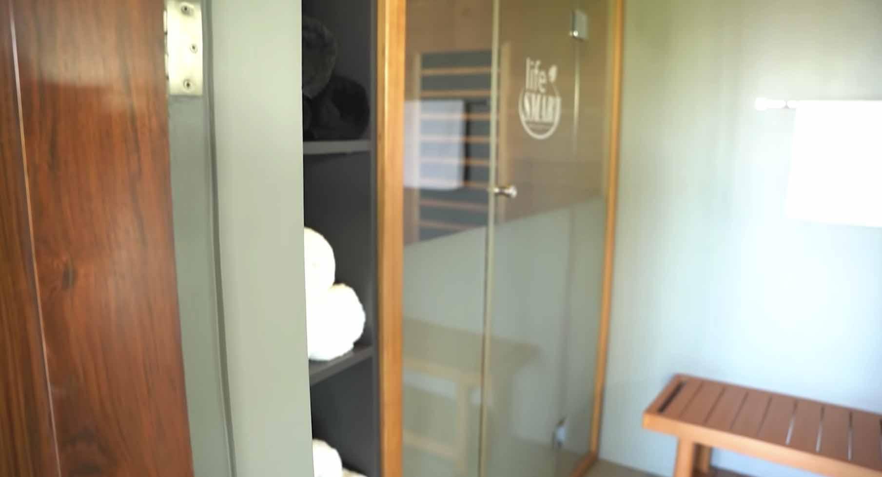 Bea Alonzo sauna