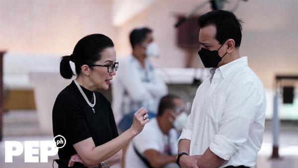 Kris Aquino, Antonio Trillanes