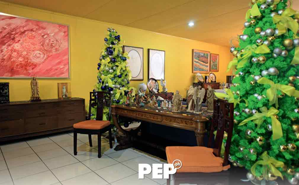 PNoy house