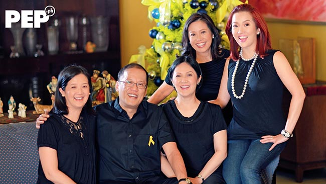 Aquino siblings