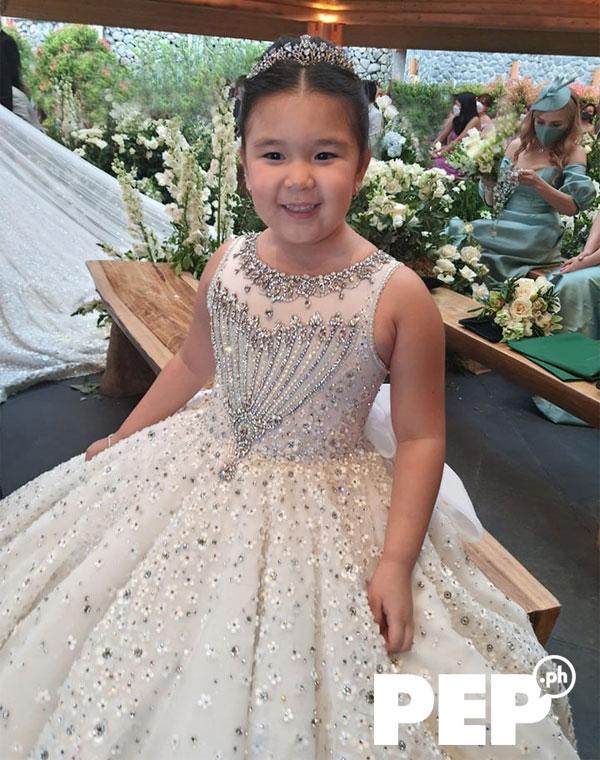 Ara Mina daughter