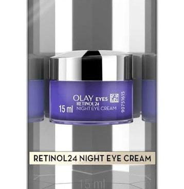Olay Retinol24 Night Eye Cream