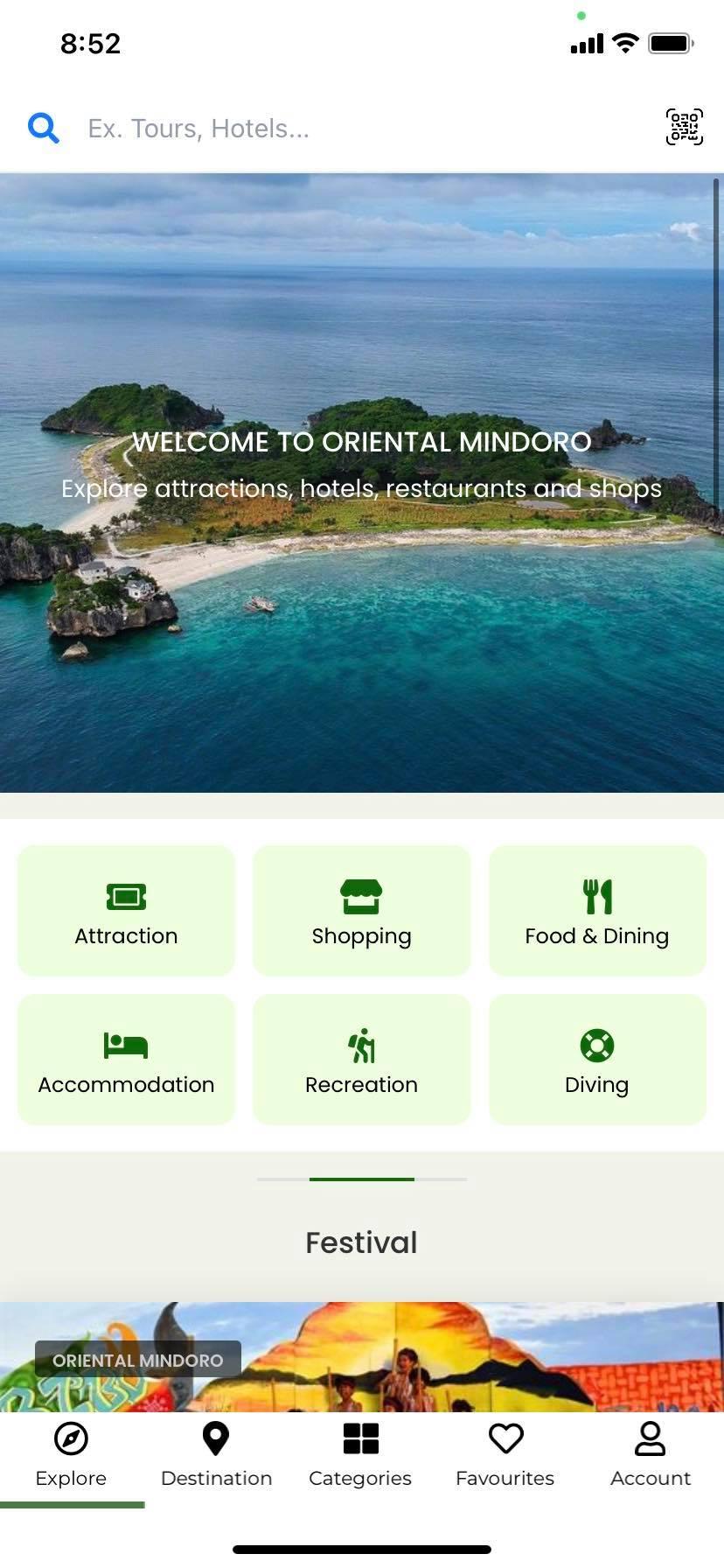 Travel Oriental Mindoro