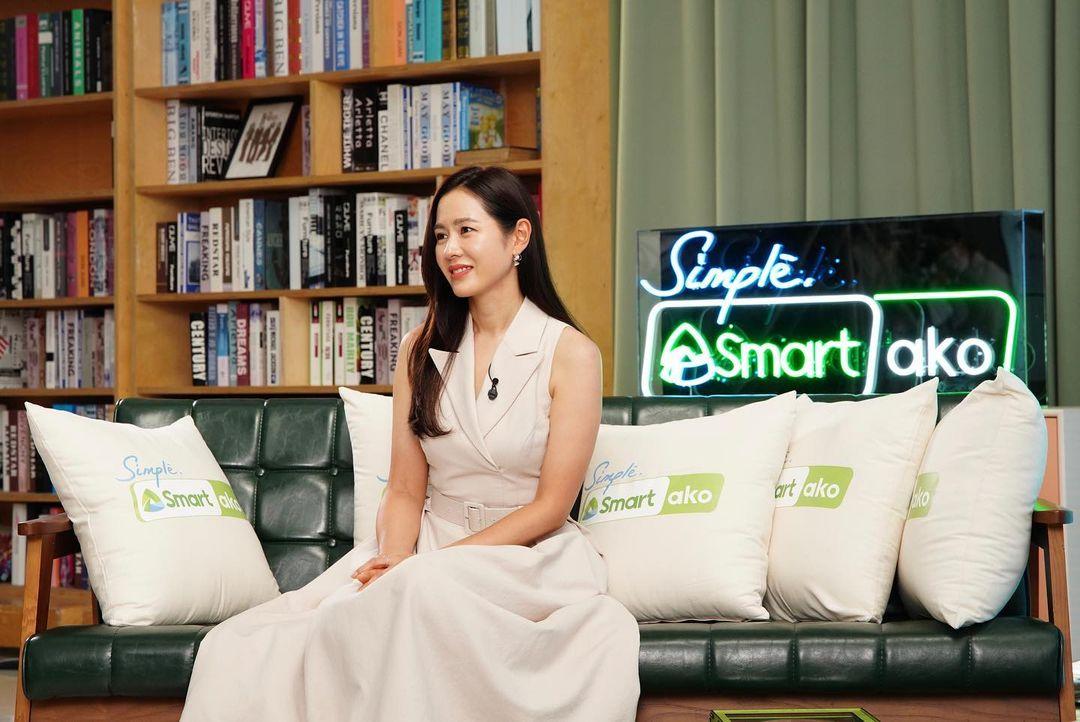 Son Ye Jin, #SmartHallyuHangout