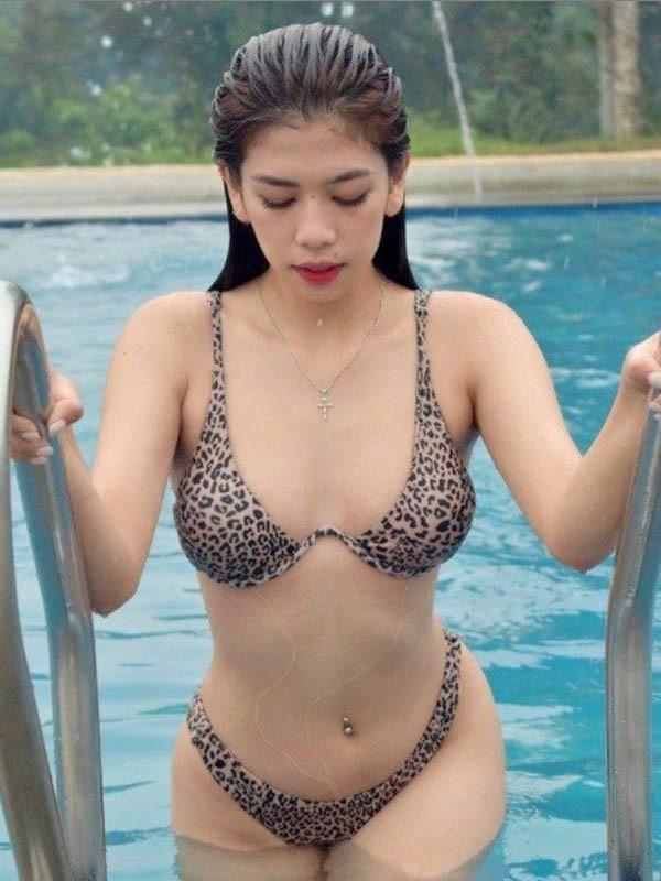 Hipon Girl Herlene Budol in bikini