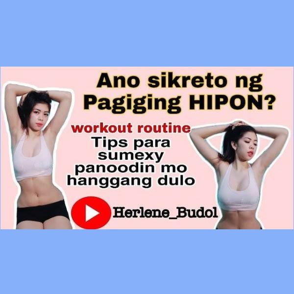 Hipon Girl Herlene Budol youtube channel