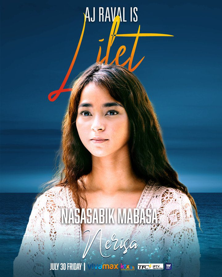 AJ Raval as Lilet in Nerisa