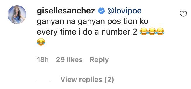 Giselle Sanchez remarks
