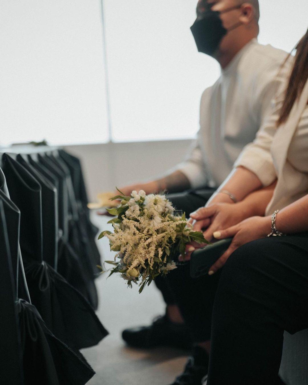 Angel Locsin, Neil Arce, wedding