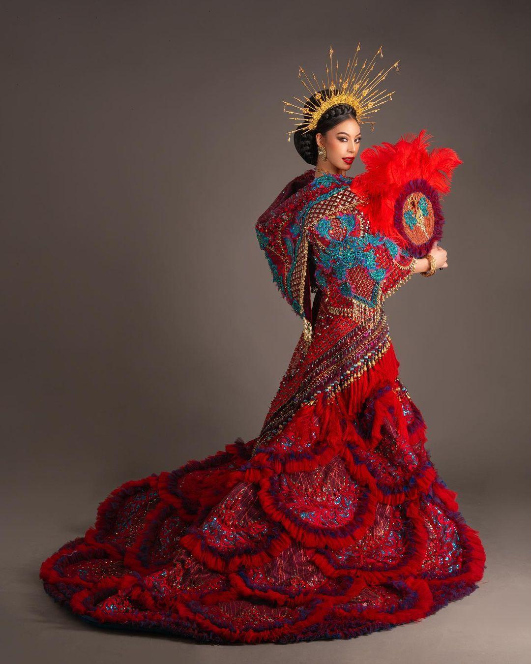 Dindi Pajares, Miss World Philippines 2021, Miss Supranational Philippines 2021