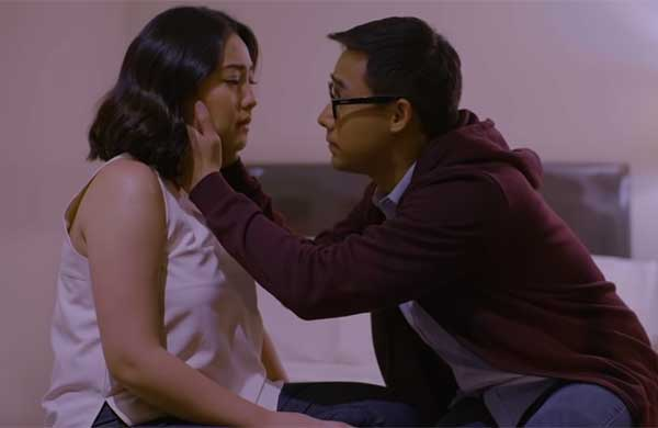 Rita Daniela and Ken Chan