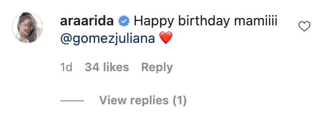 Juliana Gomez, Richard Gomez