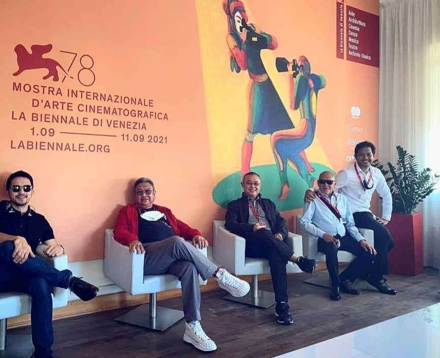 Dondon Monteverde, Dennis Trillo, Ernest Escaler, Quark Henares, Erik Matti