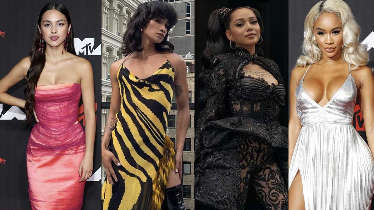 Bretman Rock, Olivia Rodrigo, Saweetie, Bella Poarch