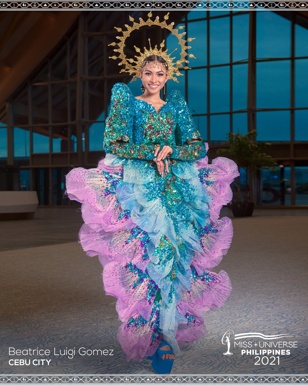 Miss Universe Philippines 2021 national costume