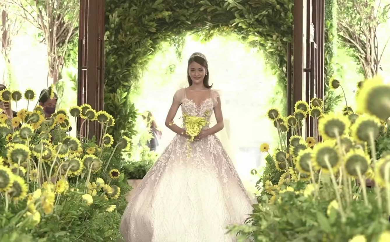 Kris Bernal wedding