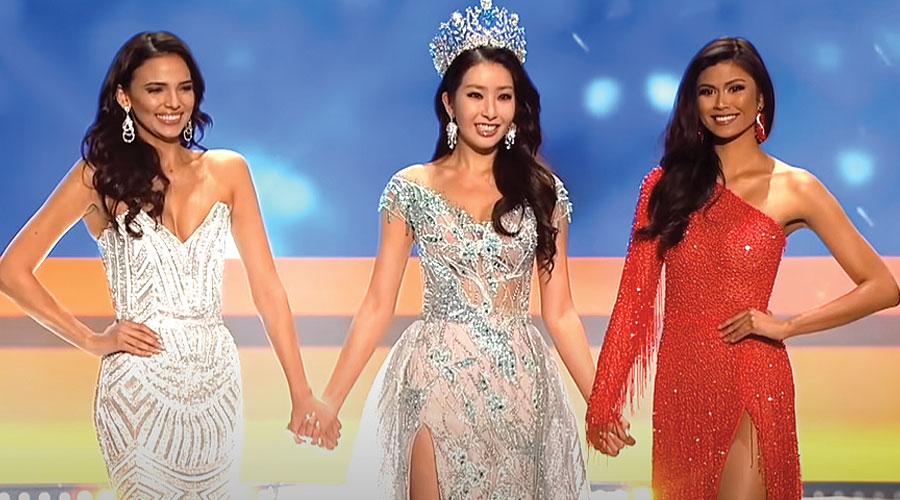 Katrina Dimaranan Miss Supranational USA