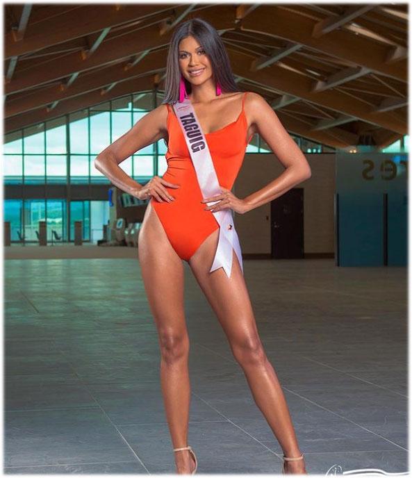 Katrina Dimaranan in Miss Universe Philippines 2021