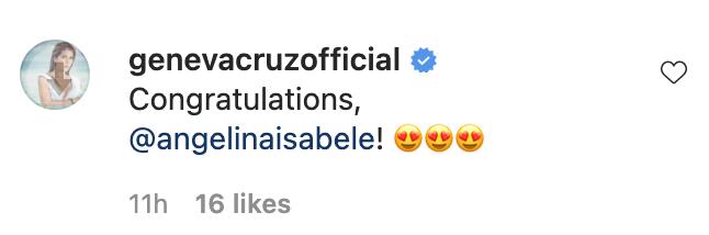 Angelina Cruz, Sunshine Cruz