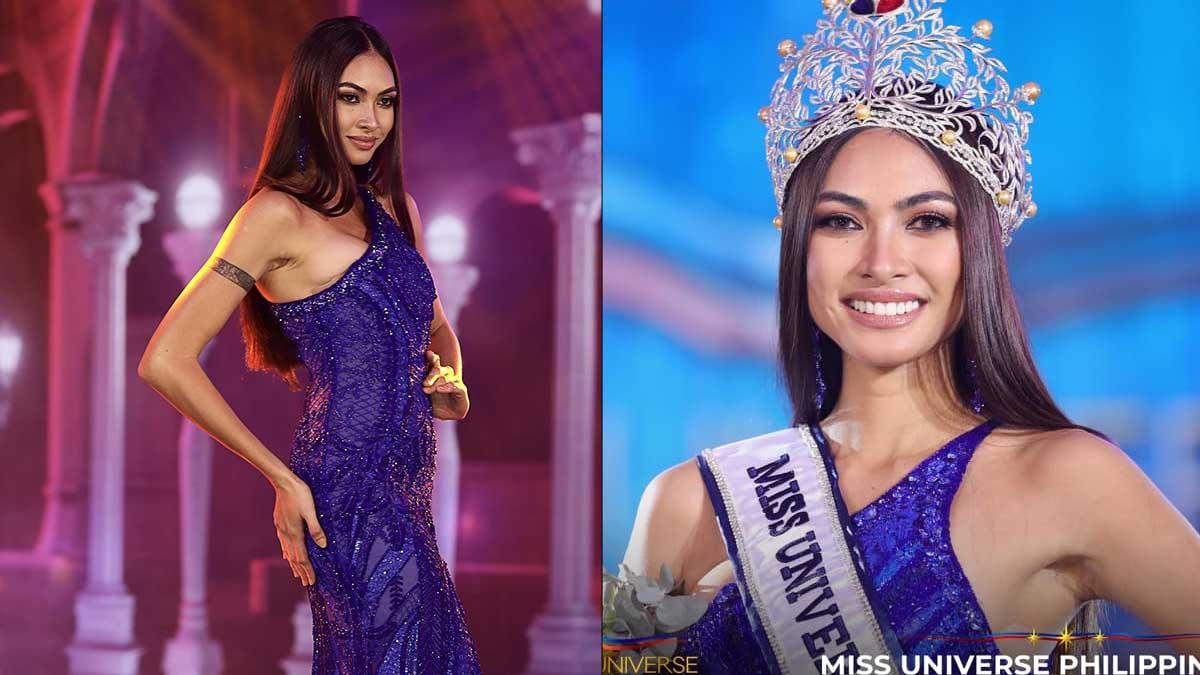 Beatrice Luigi Gomez, Miss Universe Philippines 2021