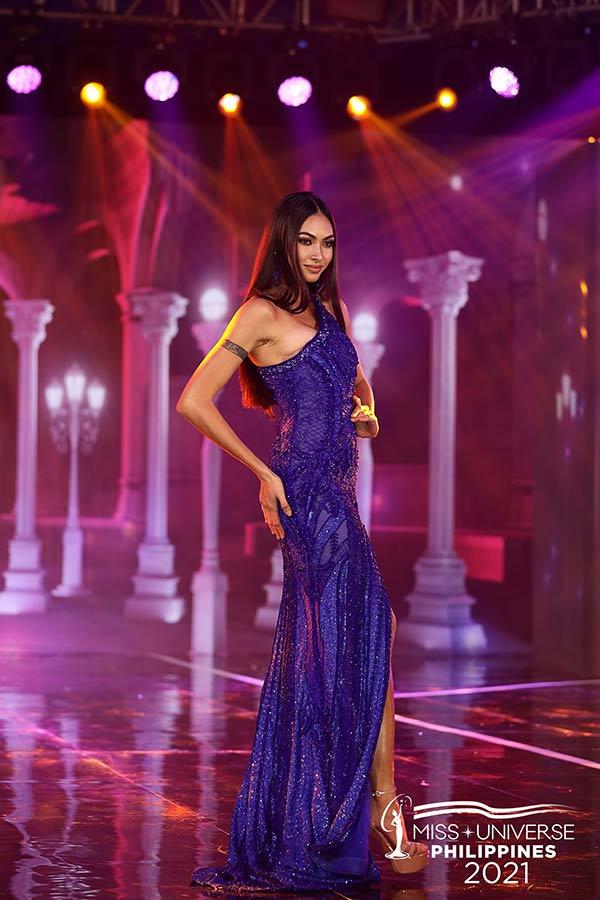 Beatrice Luigi Gomez evening gown by Furne One Amato