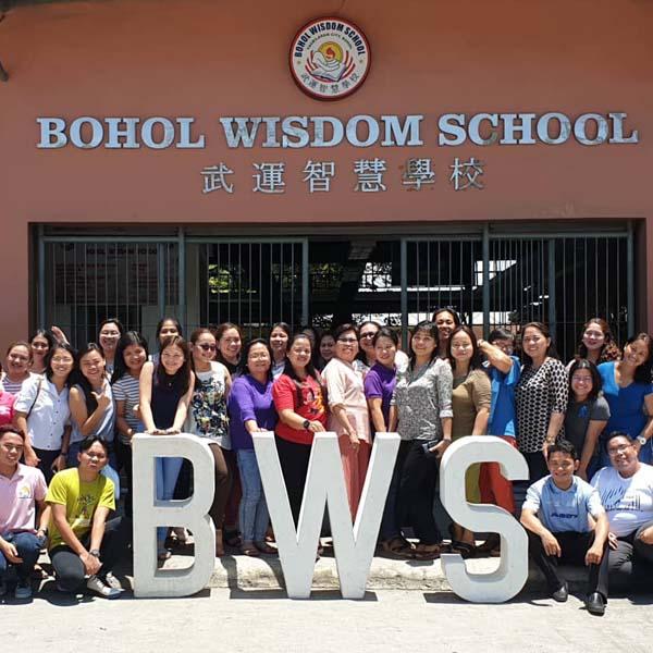 Bohol Wisdom School finalist Zayed Sustainability Prize 2022