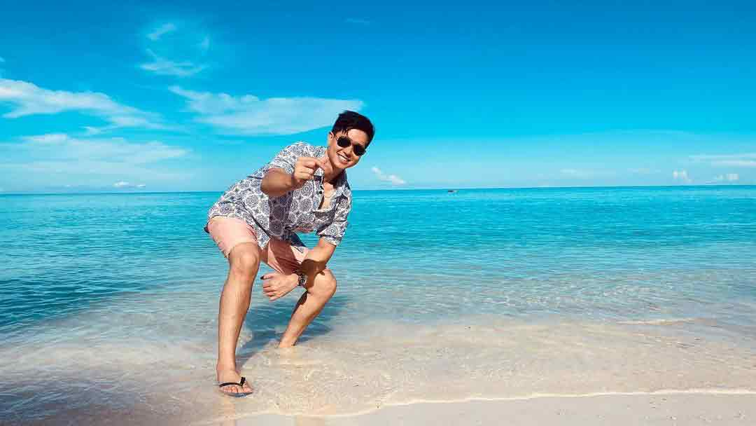 Ronnie Liang, Ronnie Liang Sulu travel