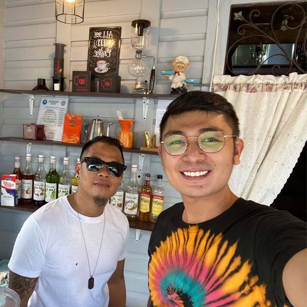 Darlon Castor Ivan Reyes