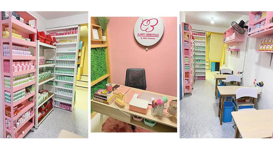 Joy Binuya office store