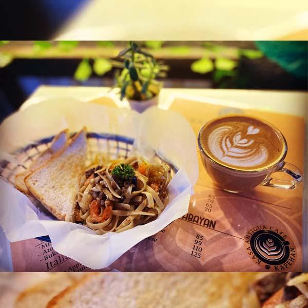 Kasa Antigua Cafe, coffee shop